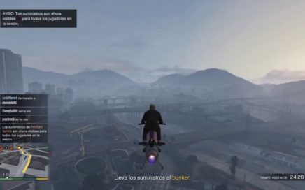 GTA 5 Online Ps4 - Es Hora de Ganar y Ganar Dinero