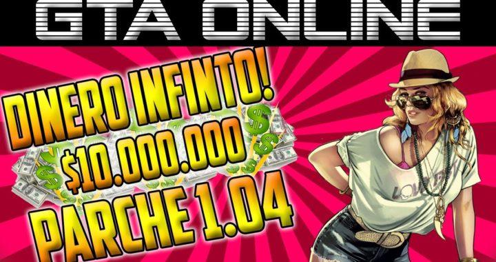 GTA V || GTA ONLINE || TRUCO PARA CONSEGUIR MUCHO DINERO ONLINE || DESPUES DEL PARCHE 1.04 || Glitch