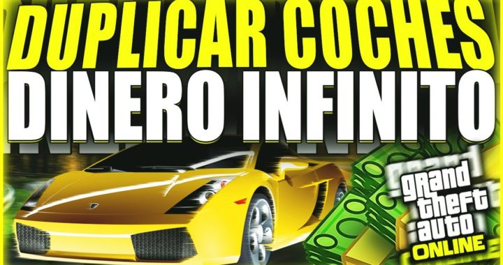 GTA V ONLINE 'TRUCO DINERO INFINITO' 1.33/1.27 DUPLICAR COCHES DE LUJO BESTIAL!