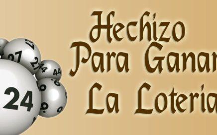 Hechizo para ganar la Lotería
