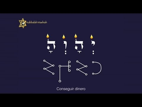 Kabbalah Meditacion para conseguir dinero, Maestro Abert Gozlan