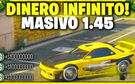 MASIVO! TRUCO DINERO INFINITO - GTA V DUPLICAR AUTOS - *AFTER PATCH*! GTA 5 ONLINE 1.45