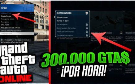 ¡NUEVO MÉTODO para GANAR DINERO con los TRABAJOS DE CLIENTES Y VIP! | GTA V ONLINE
