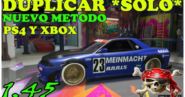 NUEVO* TRUCO GTA 5 DUPLICAR *SOLO* PLACAS LIMPIAS CON Y SIN TERRORBYTE PS4 Y XBOX