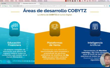 PRELANZAMIENTO COBYTZ: Robots de inteligencia artificial para ganar dinero