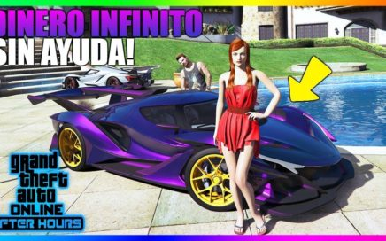 *SIN AYUDA* TRUCAZO DINERO INFINITO SIN FALLAS! 1.45 [SOLO UNLIMITED MONEY GLITCH] | GTA ONLINE