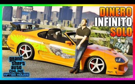 *SIN AYUDA* TRUCO DINERO INFINITO FÁCIL! 1.45 [SOLO CAR DUPLICATION GLITCH] | GTA ONLINE