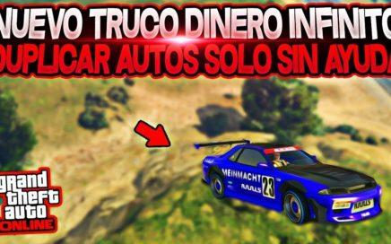 *SOLO SIN AYUDA* NUEVO TRUCO DINERO INFINITO GTA V ONLINE 1.45