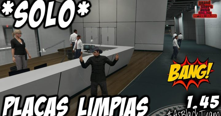 *SOLOS - SIN AYUDA* -  DUPLICAR COCHES - GTA V - PLACAS LIMPIAS - !FUNCIONA! - (PS4 - XBOX One)
