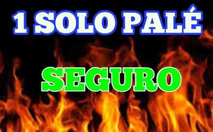 (1) . SOLO PALE SEGURO MIÉRCOLES 19/09/2018 PALE SEGURO PARA TODAS LAS LOTERÍAS BINGO COM EL (68)