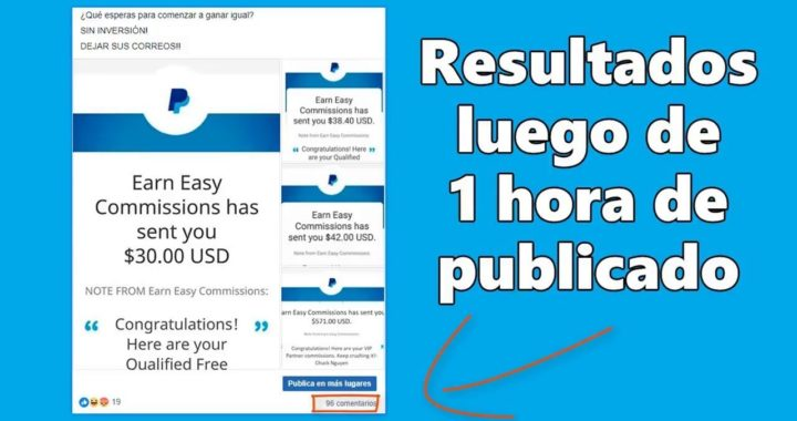 $20 Diarios Paypal FREE - Earn Easy Commissions | Tutorial ESPAÑOL + Herramientas & Estrategias