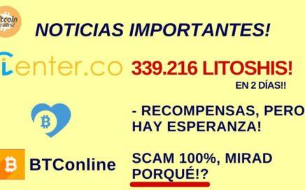+339.216 Litoshis en 2 días! We Heart Bitcoin baja y BTC Online Scam 100%! HD (2018)