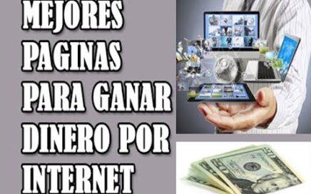 4 PAGINAS PARA GANAR DINERO POR INTERNET  DVD