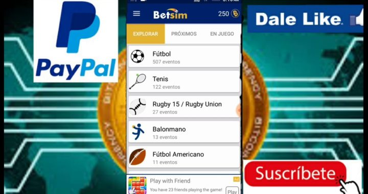 App para ganar dinero en Paypal 2018
