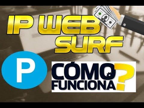 Aprende a trabajar con IPweb Surf Gana Rublos Gratis ILIMITADAMENTE!!!