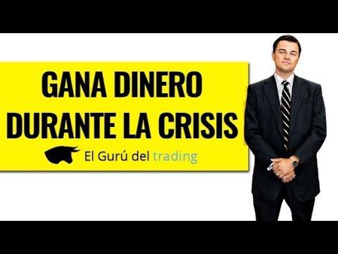 Así puedes Ganar dinero durante la crisis