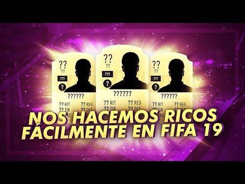 ASÍ SE GANAN MONEDAS EN LA WEB-APP DE FIFA19 FÁCILMENTE