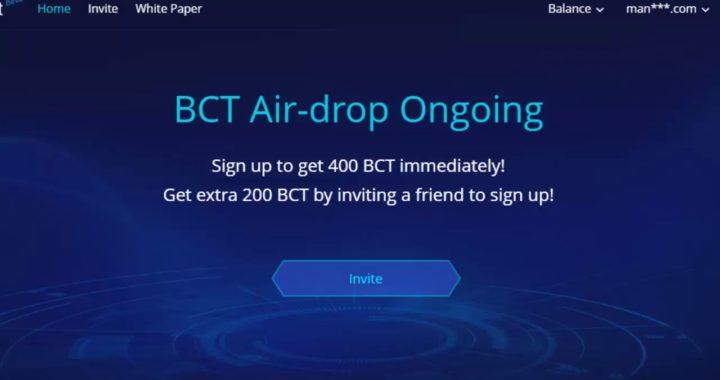 Becent Gana 400 BCT por registrarte y 200 por referido   GANAR DINERO CON AIRDROPS