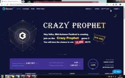 BECENT KYC | Gana Dinero Online| Gana 400 Token Con Becent