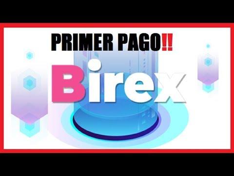BIREX MINERIA EN LA NUBE - PRIMER PAGO $6.00 DOLARES A PAYEER + SORTEOS