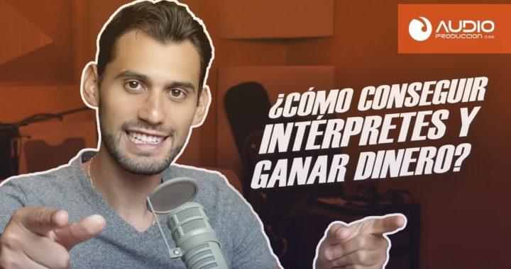 ¿Cómo conseguir intérpretes y ganar dinero con tus composiciones?