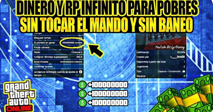 """COMO GANAR $1.000.000 LEGAL AL DIA SIN ESFUERZO """"GTA V ONLINE"""" AFK MONEY Y RP INFINITA PS4"""