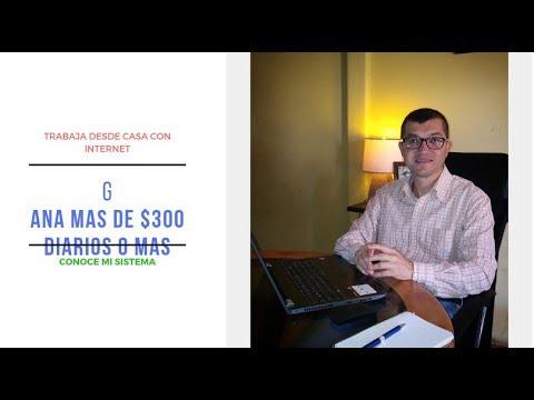 Como ganar $100 o mas trabajando desde casa en internet prueba de pago 12 de setiembre