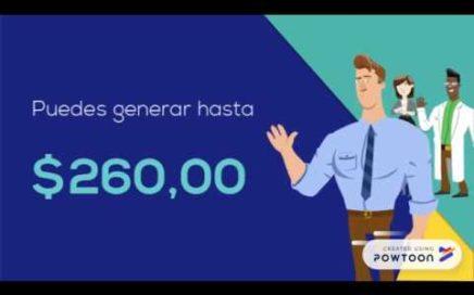 Como ganar 260 Dolares para paypal en 48 horas