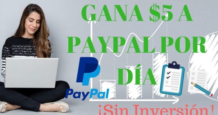 COMO GANAR $5 DÓLARES A PAYPAL  Sin Inversión MARKETAGENT 2018