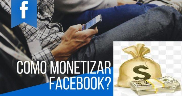 Como ganar dinero con paginas de facebook,grupos y TWITTER!  monetiza ya!