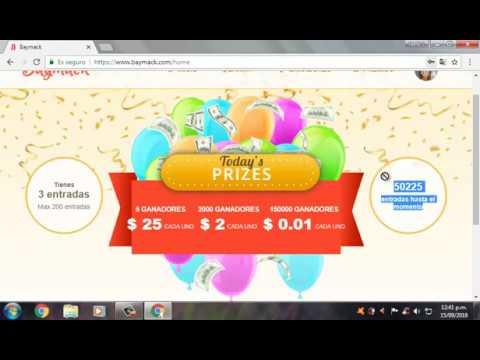 Como Ganar Dinero Desde Internet Facil y Rapido (BayMack)
