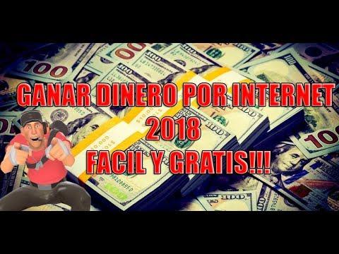 como ganar dinero en internet 2018 (METODO FACIL, Y GRATIS)