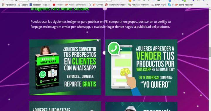 Cómo Ganar Dinero En Internet Con el Robot de Whatsapp 2X - Video #2