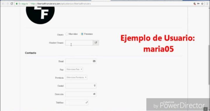 Como Ganar Dinero  Extra en Colombia (libertad Financiera) registro Dinero facilito