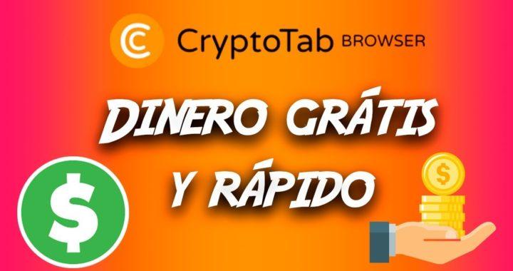 COMO GANAR DINERO FÁCIL Y RÁPIDO | CryptoTab