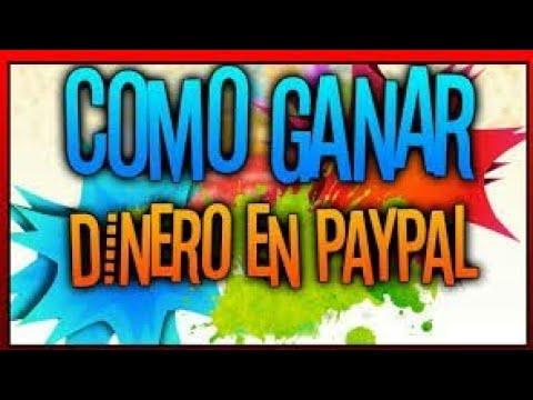 Como ganar dinero gratis para PayPal !!