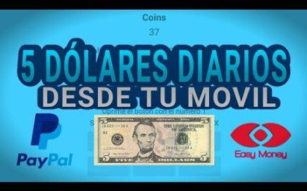 Como ganar Dinero para PayPal desde Android