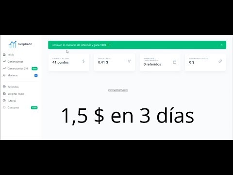 COMO GANAR DINERO PARA TU PAYPAL VISITANDO PAGINAS WEB! 2018 (ACTUALIZADO)