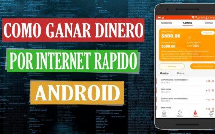 """Como Ganar Dinero Por Internet Con El Móvil """"Todos Los Países"""" 2018"""