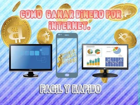 Como Ganar Dinero por Internet Fácil y Rápido Actualización _2018