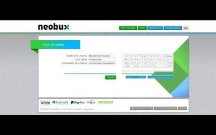 COMO REGISTRARTE EN NEOBUX Y GANAR 5$ | DineroFacil.