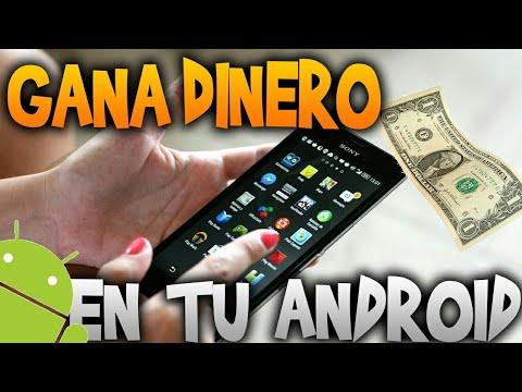 Con estas Aplicaciones puedes ganar Dinero Real en Tu Android|2018