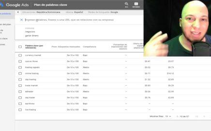 Curso Google Adsense- Clase #1-Nichos, palabras claves y cpc-Jose Blog