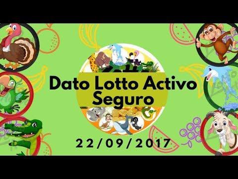 DATOS LOTTO ACTIVO 22/09/2017/ COMO GANAR DINERO POR INTERNET