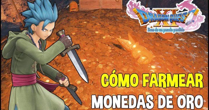 Dragon Quest XI - Farmear MONEDAS DE ORO rápido y fácil (Postgame)