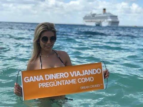(EN VIVO) Como Ganar Dinero Viajando en Cruceros de Lujo