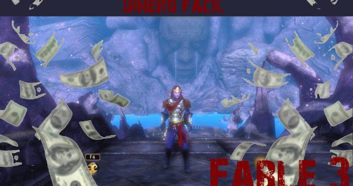Fable 3 - Truco: Conseguir dinero facil