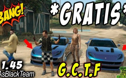 "*FREE CARS* - COCHES GRATIS - GTA V - DAR o REGALAR COCHES a AMIGOS - ""G.C.T.F"" - (PS4 - XBOX One)"