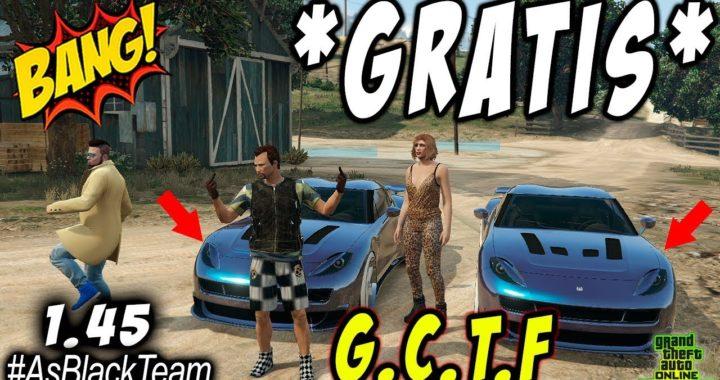 "*FREE CARS* - COCHES GRATIS - GTA V - DAR o REGALAR COCHES a AMIGOS - ""G.C.T.F"" - (PS4 - XBOX One)"