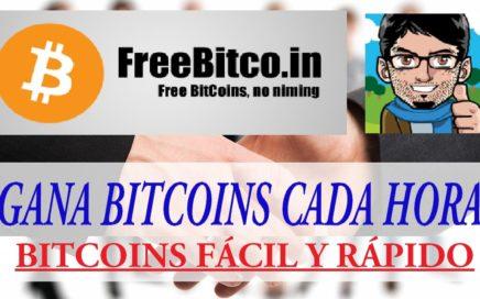¡Gana Bitcoins CADA HORA! || FreeBitcoin, Explicación Completa || Gana Dinero Por Internet